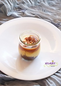 © widmatt.ch Kaffeepudding mit Caramelsauce