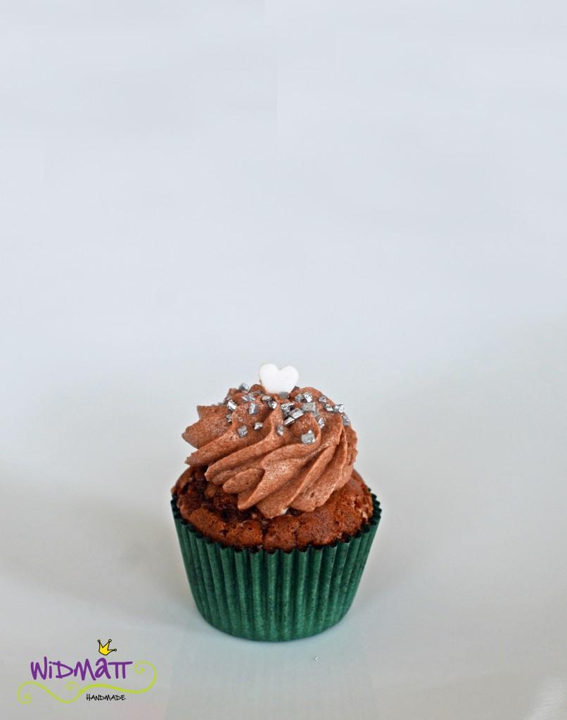 © widmatt.ch Schokoladencupcakes mit Marshmallow