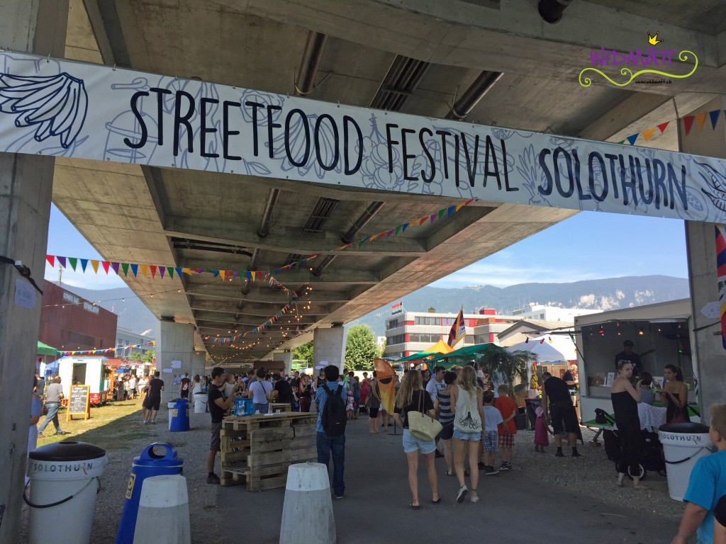 Street Food Festival Solothurn
