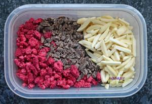 © widmatt.ch Cookies mit Schokolade u Himbeeren